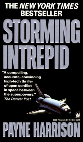 Storming Intrepid by Payne Harrison