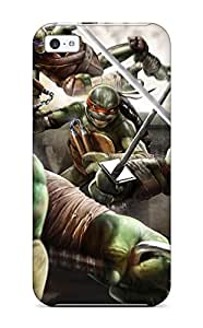 For Iphone 5c Protector Case Teenage Mutant Ninja Turtles Phone Cover