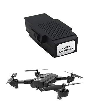 prev ently Intelligent Flight Battery, batería de Piezas de ...