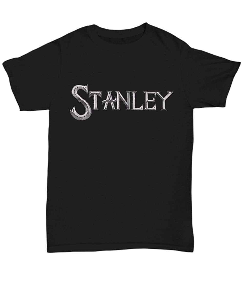 Person Or Family Name Gift for Stanley Unisex Tee