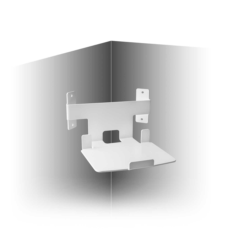 Vebos eckhalterung Play 5 gen 2 wei/ß Kompatibel mit 2nd Generation Play 5