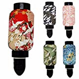 Assorted Oriental Japanese Washi Night Light Candle Lamp Nightlight Gift USA