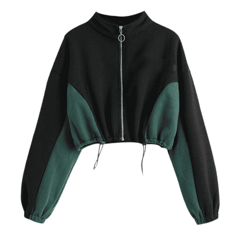Honest Women Hooded V Neck Loose Pullover Fluffy Fur Coat Hoodies Jumper Jacket Women's Clothing
