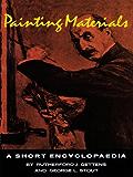 Painting Materials: A Short Encyclopedia (Dover Art Instruction)