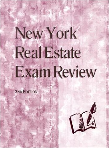 new york real estate exam review - 1
