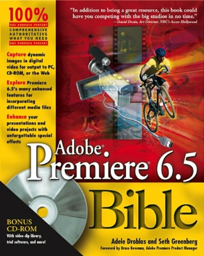 Adobe Premiere 6.5 Bible-cover