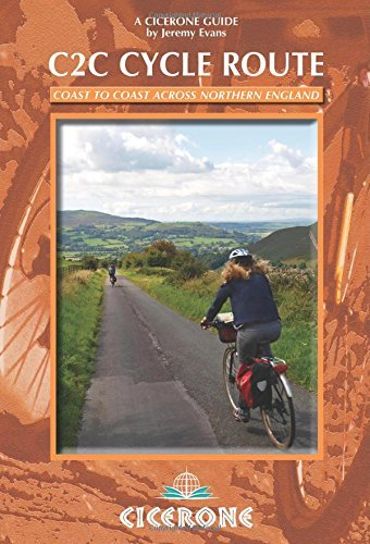 The C2C Cycle Route (Cicerone Guides) by Jeremy Evans (2011-11-15)