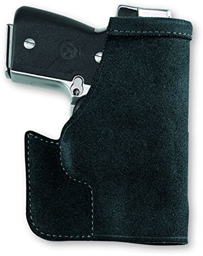 Galco Pocket Protector Pocket Protector Size PRO608B Holster, Black ()