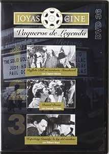 Joyas Del Cine: Vaqueros De Leyenda (Dvd Import) (European Format Region 2)