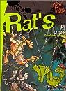 Rat's, tome 4 : Problèmes épineux par Ptiluc