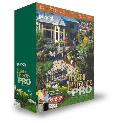 Punch Master Landscape Pro Version 10