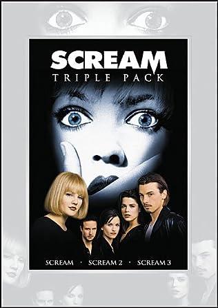Scream 3-Pack [Reino Unido] [DVD]: Amazon.es: Cine y Series TV