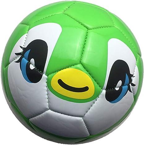 Toygogo Niños Fútbol Infantil Bola de Poliuretano Estampado de ...
