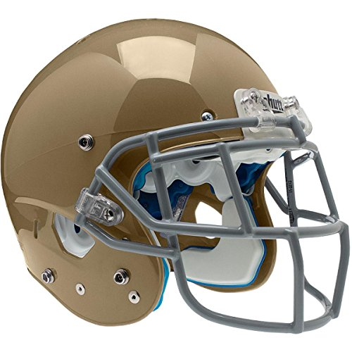 Schutt YOUTH AIR XP FOOTBALL HELMET-FACEMASK NOT INCLUDED VEGAS GOLD LARGE ()