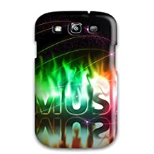 Awesome Case Cover/galaxy S3 Defender Case Cover(muse) With Free Screen Protector
