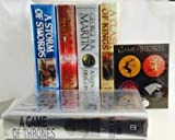 download ebook a game of thrones series five volumes, including: a game of thrones, a clash of kings, a storm of swords, a feast for crows, and, a dance with dragons pdf epub