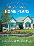 Single Level Home Plans