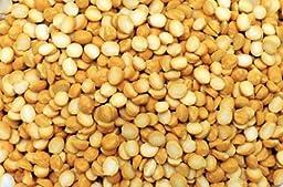 Organic Yellow Split Pea - 2 lbs by Olivenation