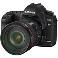 Canon - EOS 5D Mark II - Digital camera - SLR - 21.1 Mpix - Canon EF 24-105mm IS lens - optical zoom: 4.3 x - supported memory: CF, Microdrive
