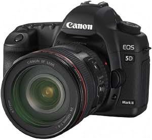 Canon EOS 5D Mark II -  Cámara Réflex Digital 21.1 MP (Objetivo EF 24-105mm f4L IS USM)