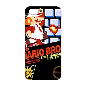 Slim Thin 3D Funny Game Super Mario For SamSung Galaxy S6 Phone Case Cover