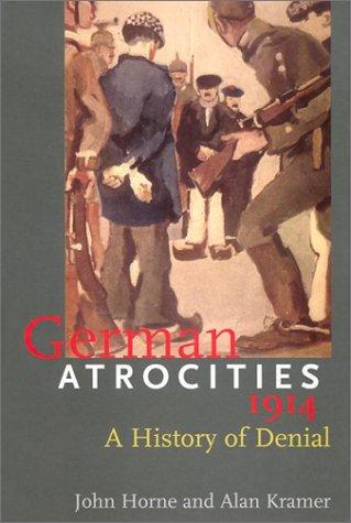GERMAN ATROCITIES,1914