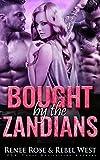 Bought by the Zandians: Alien Warrior Reverse Harem Romance (Zandian Brides Book 2) Pdf Epub Mobi