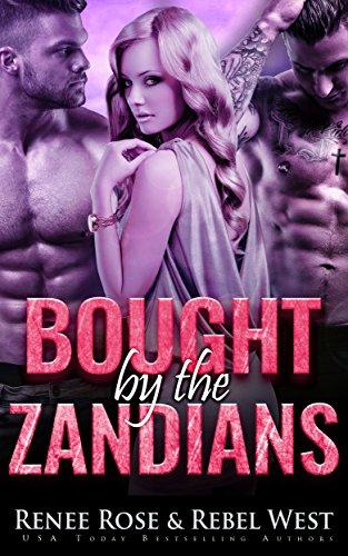 Bought by the Zandians: A Reverse Harem Alien Warrior Romance (Zandian Brides)