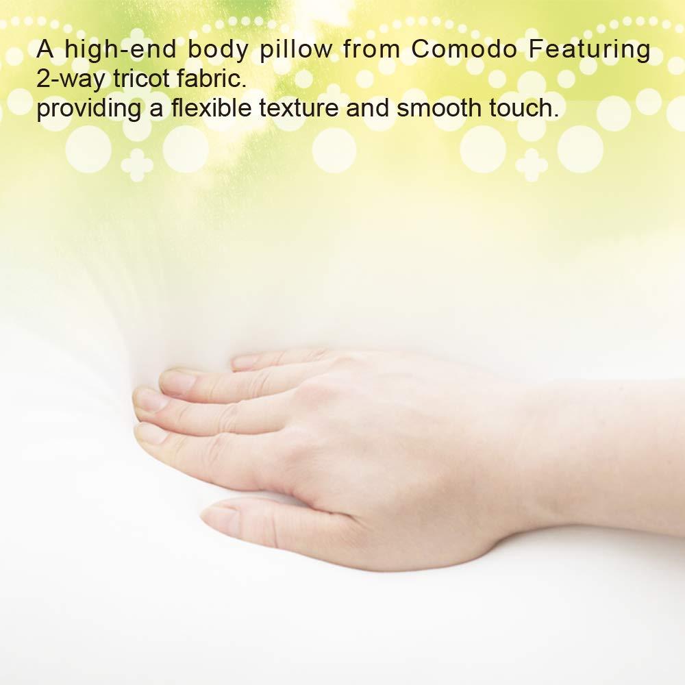 COMODO Original Luxury Body Pillow CMD9950MS High-End Class Dakimakura Pillow [Made in Japan] (20 x 60 inch (150cm x 50cm)) by COMODO (Image #4)