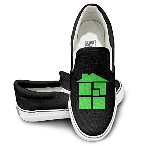 [HYRONE Homestuck Anime Design Sport Shoes Baseball Black] (John Homestuck Costumes)