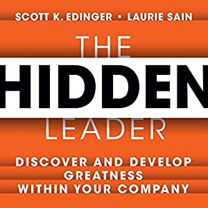 The Hidden Leader Hörbuch