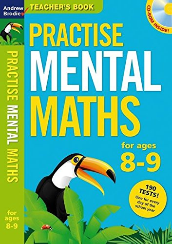 Download Practise Mental Maths 8-9. Teacher's Resource Book PDF