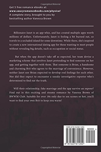 Amazon com: The Billionaire's Fake Marriage: A BWWM Marriage Of