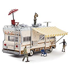 McFarlane Toys Construction Sets- The Walking Dead TV Dale's RV Set
