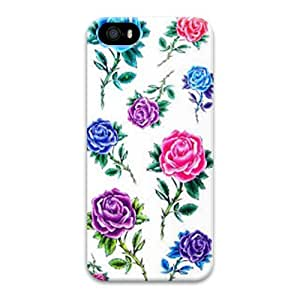 iphone 5 Case, Loverly Flowers 3D Design Phone Case For iphone 5 5S Sale DIY