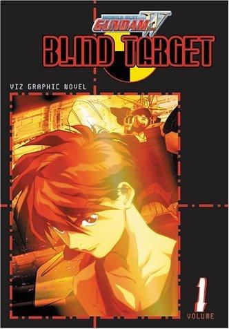 Gundam Wing: Blind Target by Akemi Omode (2001-11-03) (Gundam Wing 3)