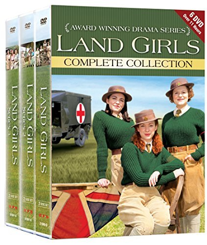 Girls Costumes Warehouse - Land Girls Complete