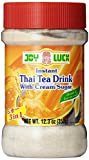 Joy Luck Instant Drink with Cream/Sugar, Thai Tea, 12.3-Ounce