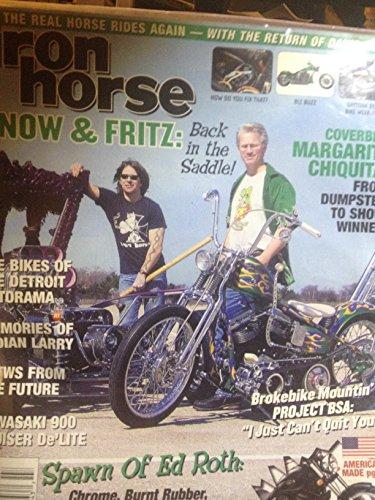 2006 Iron Horse - IRON HORSE MAGAZINE----JUNE JULY 2006 ISSUE
