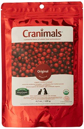 Cranimals Original Organic Supplement for Dogs & Cats, 120g
