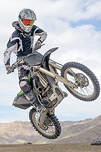 Home Comforts Laminated Poster Motocross Dirt Bike Motox Mx Dirtbike Freestyle Poster Print 24 x 36