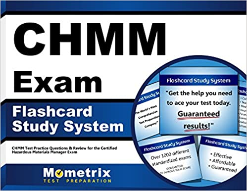 CHMM Exam Flashcard Study System: CHMM Test Practice Questions ...