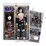 Figures Toy Company KISS 12 Inch Action Figures Alive Re-Issue Series: The Starchild