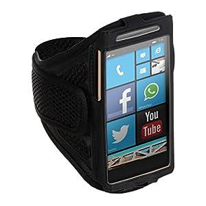 Amazon.com: kwmobile sport armband for Nokia Lumia 730 / 735 ...