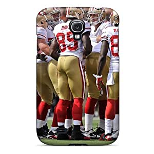 CpxkaIe179bgXYa AnnetteL San Francisco 49ers Feeling Galaxy S4 On Your Style Birthday Gift Cover Case