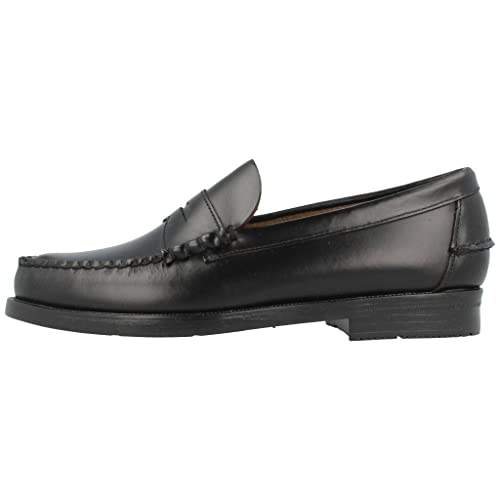 Sebago Grant - Mocasines de cuero para hombre: Amazon.es: Zapatos y complementos