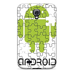 Perfect Fit OKIrSKM4798pOXWX Android Jigsaw Case For Galaxy - S4