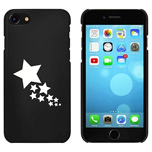 Noir 'Trainée d'Étoile' étui / housse pour iPhone 7 (MC00067849)