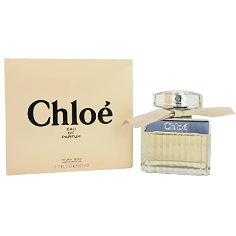 Chloe 23968 - Agua de colonia, 50 ml