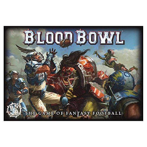 (Blood Bowl New Edition Core Game - Games Workshop ( 200-01-60 ))